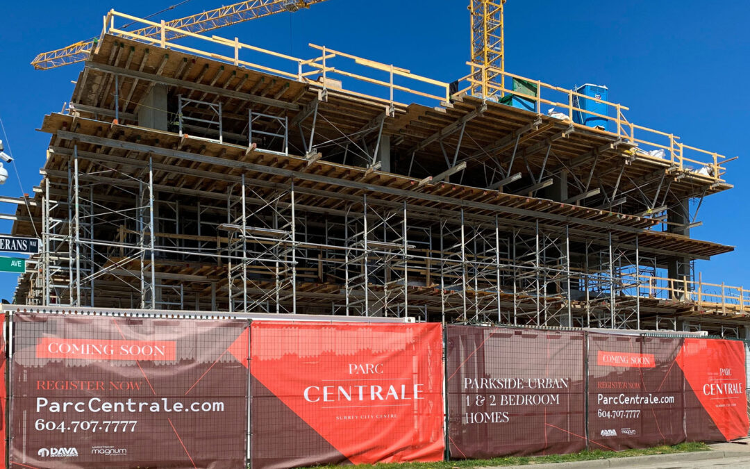 Mesh Banners: 5 Key Benefits For Your Construction Site
